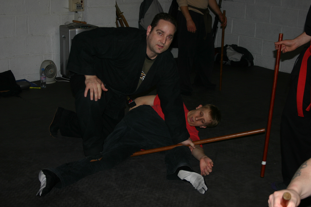 martial arts in bristol ninjutsu